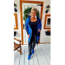 Nono kék kabát/pulcsi